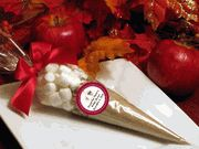 Bridal Shower Apple Cider Favors