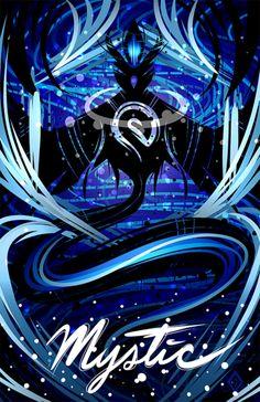 [ANX] Mystic by Kerrts.deviantart.com on @DeviantArt