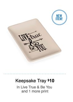 Thirty One keepsake tray. Live try and be you  www.jennpennbags.com