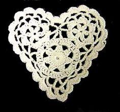 Free Vintage Crochet Doily Patterns | Free Crochet Doily Patterns | Free Vintage Crochet ... | Crochet Doil ...