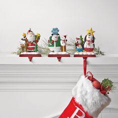 Holiday stocking hangers #shopko