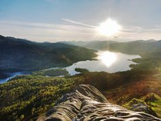 The Scottish Highlands: In Heels and Hiking Boots via Travelettes