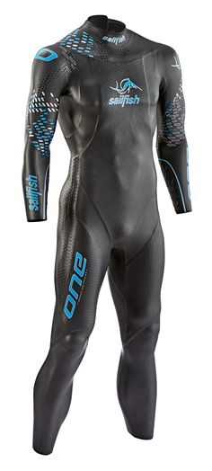 """As award-winning wetsuit the sailfish One is already a legend. In recent years, the suit has been continuously developed and has maintained its position as """"top class wetsuits""""."""
