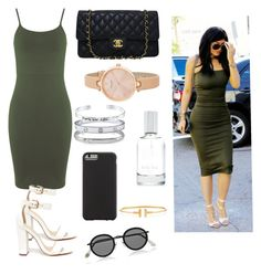 """ Kylie Jenner "" by lousworld on Polyvore featuring moda, Forevermark, Miss Selfridge, Liliana, Acne Studios, Cartier, Disney, Chanel, Kate Spade i Case-Mate"