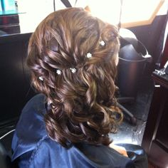 Prom updo REALLY LIKE