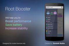 Root Booster Premium APK v3.0.3 (Full Version) - https://app4share.com/root-booster-premium-apk-v3-0-3/ #rootbooster #rootboosterpremium #rootboosterfree