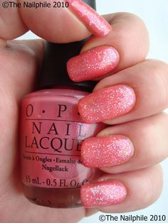 Sparkly Pink