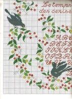 """Gallery.ru / tymannost - Альбом """"Point de Croix Magazine 50"""""""