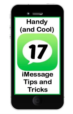 iMessage is a very useful tool for Apple devices that lets you take text messaging to a new level for free! So many new features have been added to iMessage since I first wrote about it that it's t...