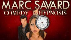 Marc Savard Comedy Hypnosis at V Theater at Planet Hollywood. 10pm dark on Fridays