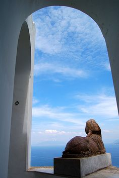 Villa San Michele, Anacapri, Capri, Campania, Italy