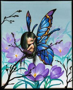 Art: New Blossoms by Artist Nico Niemi