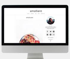 blogzilla -- simple + stylish blog themes