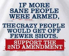 "Here's a statistic you an also VERIFY - the majority of mass shootings occur in a ""gun free"" zone . that way the shooter knows no one will be there to defend themself! Think about it - SUPPORT THE AMENDMENT! Pro Gun, Crazy People, We The People, Crazy Person, Stupid People, Smart People, Gun Rights, Civil Rights, Thing 1"