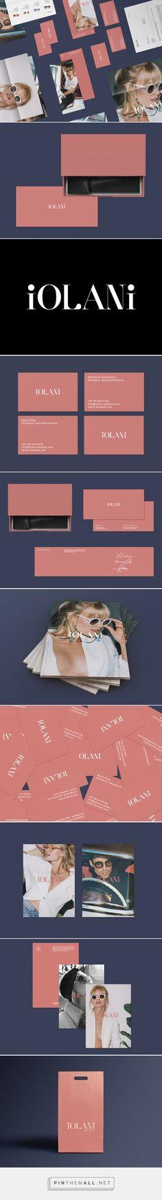 iOLANi Eye Wear Branding by Moby Digg   Fivestar Branding Agency – Design and Branding Agency & Curated Inspiration Gallery #branding #brandidentity #artdirection #design #designinspiration #eyewearbranding