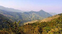 Mountain Range Vista