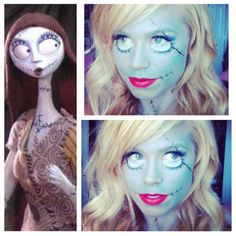 Sally Make Up.
