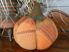 Pumpkin Picking Crazy Quilt Stitches, Pumpkin Picking, Fall Pillows, Block Of The Month, Fabric Pumpkins, Wool Applique, Punch Needle, Stitch Design, Quilts