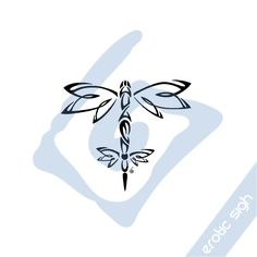 unicorn tattoos for women Girly Tattoos, Tribal Flower Tattoos, Music Tattoos, Feather Tattoos, New Tattoos, Small Crown Tattoo, Small Hand Tattoos, Unique Tattoos, Beautiful Tattoos
