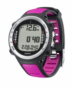 Suunto Dive Watch - if only it came in purple!