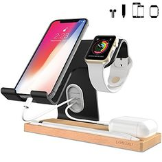 #LAMEEKU #AirPods, #AppleWatch and #iPhone Stand