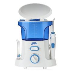 Prezzi e Sconti: #Dental flosser water jet oral care teeth Instock  ad Euro 35.24 in #Blue and white #Gearbest