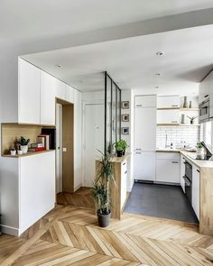 #kitchen #kitchendesign #kitchenfloorplan #openshelf #flooring #キッチン #オープン収納 #見せる収納 #フローリング #床材