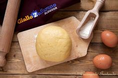 Pasta+frolla+con+farina+di+riso+senza+glutine