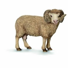 Schleich Ram Toy Figure *** Read more reviews of the product by visiting the link on the image.