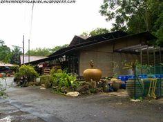 Jalan Bahar Dragon Kiln. There are two remaining dragon kilns in Singapore.