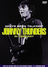 ATITUDE ROCK'N'ROLL: JOHNNY THUNDERS