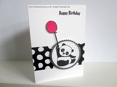 Twinks Stamping | Stampin' Up! Demonstrator: Party Panda  Sale a Bration  Birthday
