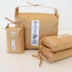 [Envelope Online Shop] HIKARI rice farm  OXYMORON