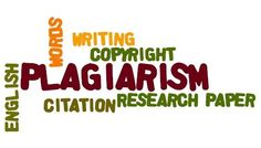 What is Plagiarism and does it matter in our cyberspace world?