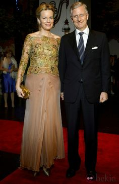 3-2013.....Crown Princess Mathilde and Crown Prince Philip continues their visit to Thailand