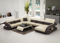 Viper Sectional Sofa from Opulent Items IHSO03125