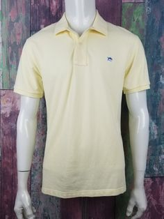 beeef43441 Mens Southern Tide The Skipjack Polo Rugby Shirt Size Large L (Pre-Owned)
