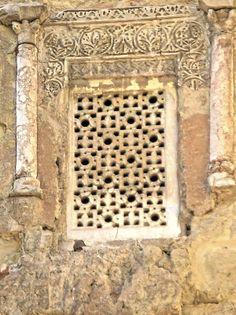 Córdoba - Detalle fachada de la Mezquita.