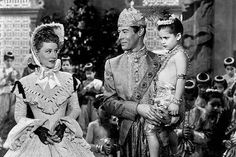 Irene Dunne and Rex Harrison - Movie Monday: Anna and the King of Siam - a review by Me and My SoldierMan