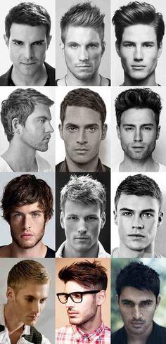 beaucoup de variantes pour coupe de cheveux homme                                                                                                                                                                                 Plus