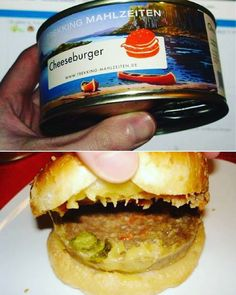 How about this one?? Canned cheeseburger!! Ha ha ha:)  Follow me for more: @homefarmideas  #homefarmideas #cheeseburger #disgusting #gross #chicken #chickens #farm #gardening #farms #farmers #farming #farmlife #garden #gardens #gardening #gardeners #mygarden #organic #organicfood #organicgardening #organics #grow #growth #growing #homestead #homesteading #livestock #plant