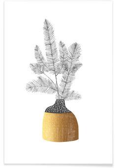 Urban Christmas No. 1 als Premium Poster door typealive | JUNIQE