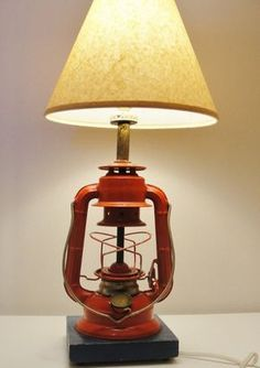 Image result for steampunk lamp from foot pump