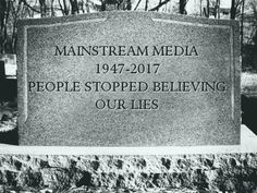 Mainstream Medias Death Rattle: Multiple Corporate Establishment Outlets Now Labeling Each Other Fake News