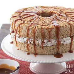 Caramel Cream Sauce or Caramel Cream Filling Round Cake Pans, Round Cakes, Caramel Cake Filling, Powdered Sugar Icing, Pomegranate Sauce, Layered Desserts, Cream Frosting, Icing Recipe, Cake Flour