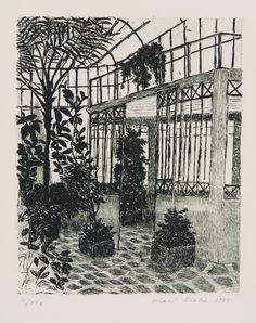 Kasveja II (Plants II) by Finnish artist Inari Krohn (1985).