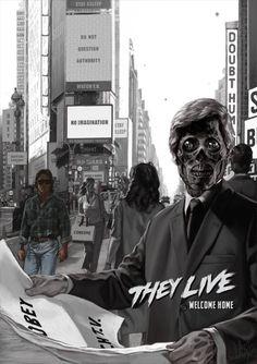They Live - Director: John Carpenter. https://www.facebook.com/asherthefilm