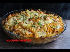 ZAPIEKANKA KEBABOWA - YouTube Cauliflower, Macaroni And Cheese, Recipies, Vegetables, Cooking, Ethnic Recipes, Youtube, Casseroles, Food
