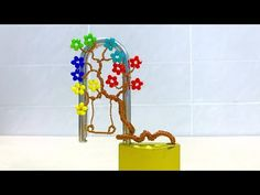 (7) How To Make The Tree Of Life On The Locks 02 - YouTube
