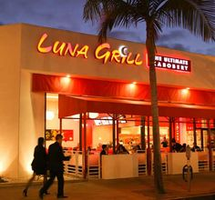 Luna Grill - The Ultimate Kabobery  (Get 1 meal entree and 1 non-meal for 2 people)